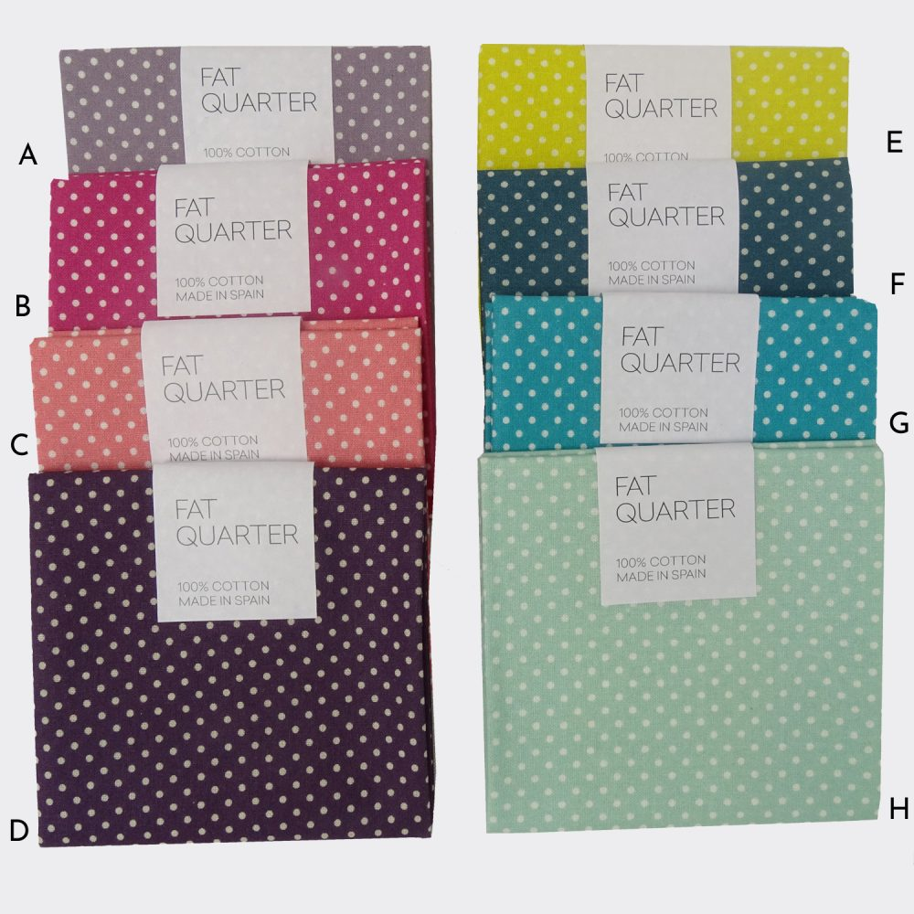 Fat quarter lunares